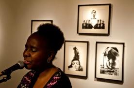 Jamila en Bellas artes